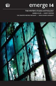emerge 14, TWS's student anthology for 2014