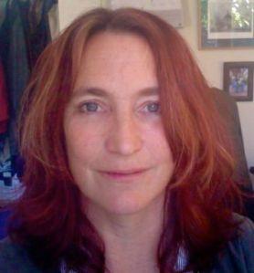 Jess Faraday Head Shot
