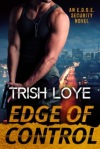 Book cover of Trish Loye's Edge of Control