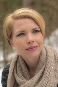 Kate Boorman, prairie girl and YA author